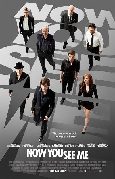 Now You See Me (2013) อาชญากลปล้นโลก