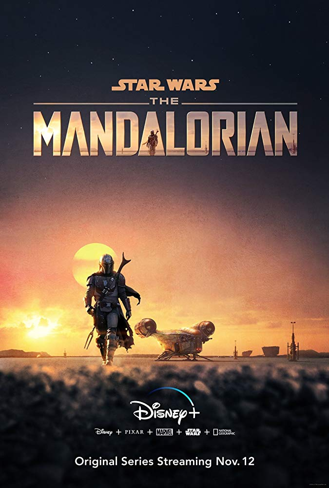 Star Wars The Mandalorian Season 1 Episode 1