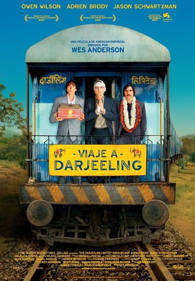 The Darjeeling Limited (2007) ทริปประสานใจ