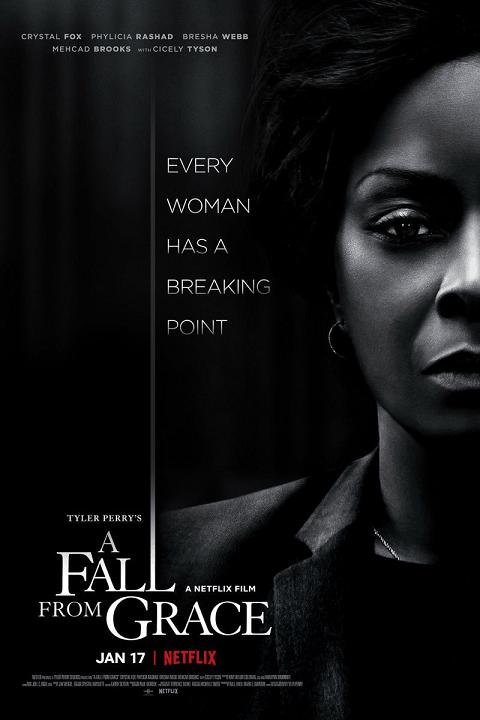 A Fall from Grace | Netflix (2020) อะ ฟอล ฟรอม เกรซ