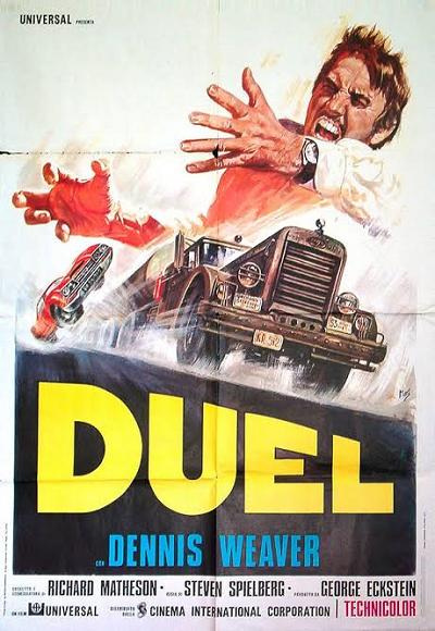 Duel (1971) ตำนานโหด ฝ่าตีนอำมหิต