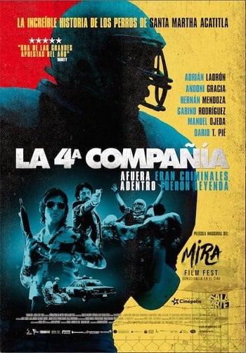 The 4th Company | Netflix  (2016) เดอะ โฟร์ท คอมพานี