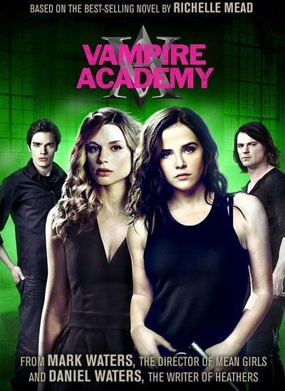 Vampire Academy (2014) แวมไพร์ อะคาเดมี่ มัธยม มหาเวทย์