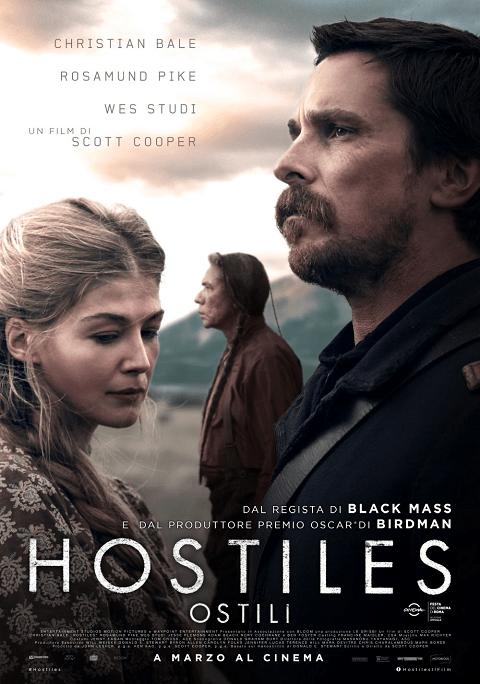 Hostiles (2017) แดนเถื่อน คนทมิฬ