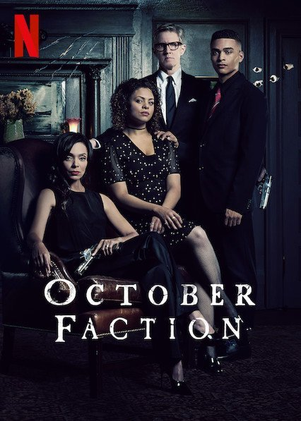 October Faction | Netflix (2019) ครอบครัวล่าอสูร Season 1 (EP.1-10 จบ พากย์ไทย)