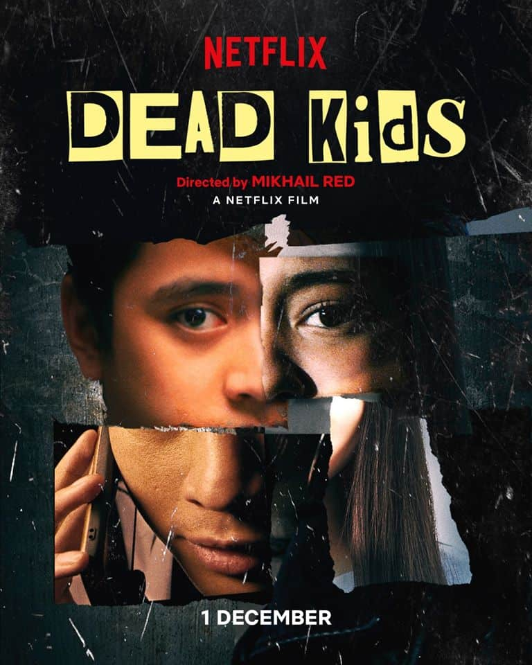 Dead Kids   Netflix (2019) แผนร้ายไม่ตายดี