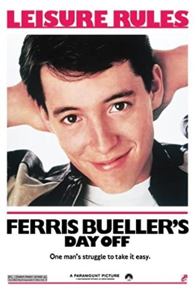 Ferris Bueller s Day Off (1986) วันหยุดสุดป่วนของนายเฟอร์ริส