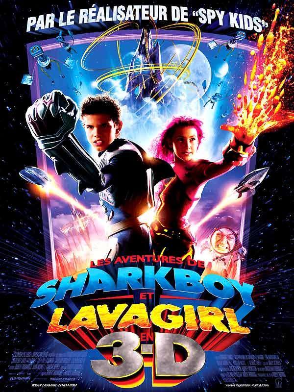 The Adventures of Sharkboy and Lavagirl 3-D (2005) อิทธิฤทธิ์ไอ้หนูชาร์คบอยกับสาวน้อยพลังลาวา