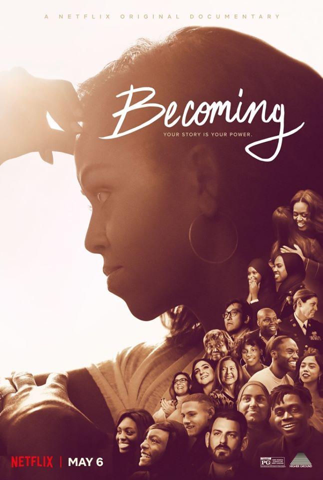 Becoming | Netflix (2020) บีคัมมิ่ง