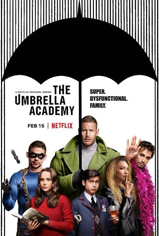 The Umbrella Academy Season 1 EP.1