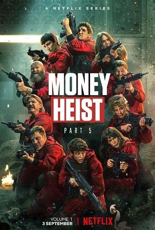 Money Heist | Netflix Season 5 (2021) ทรชนคนปล้นโลก ปี5 ตอนที่ 1-5 พากย์ไทย